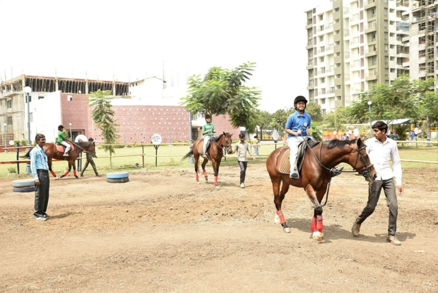 Horse Riding Session